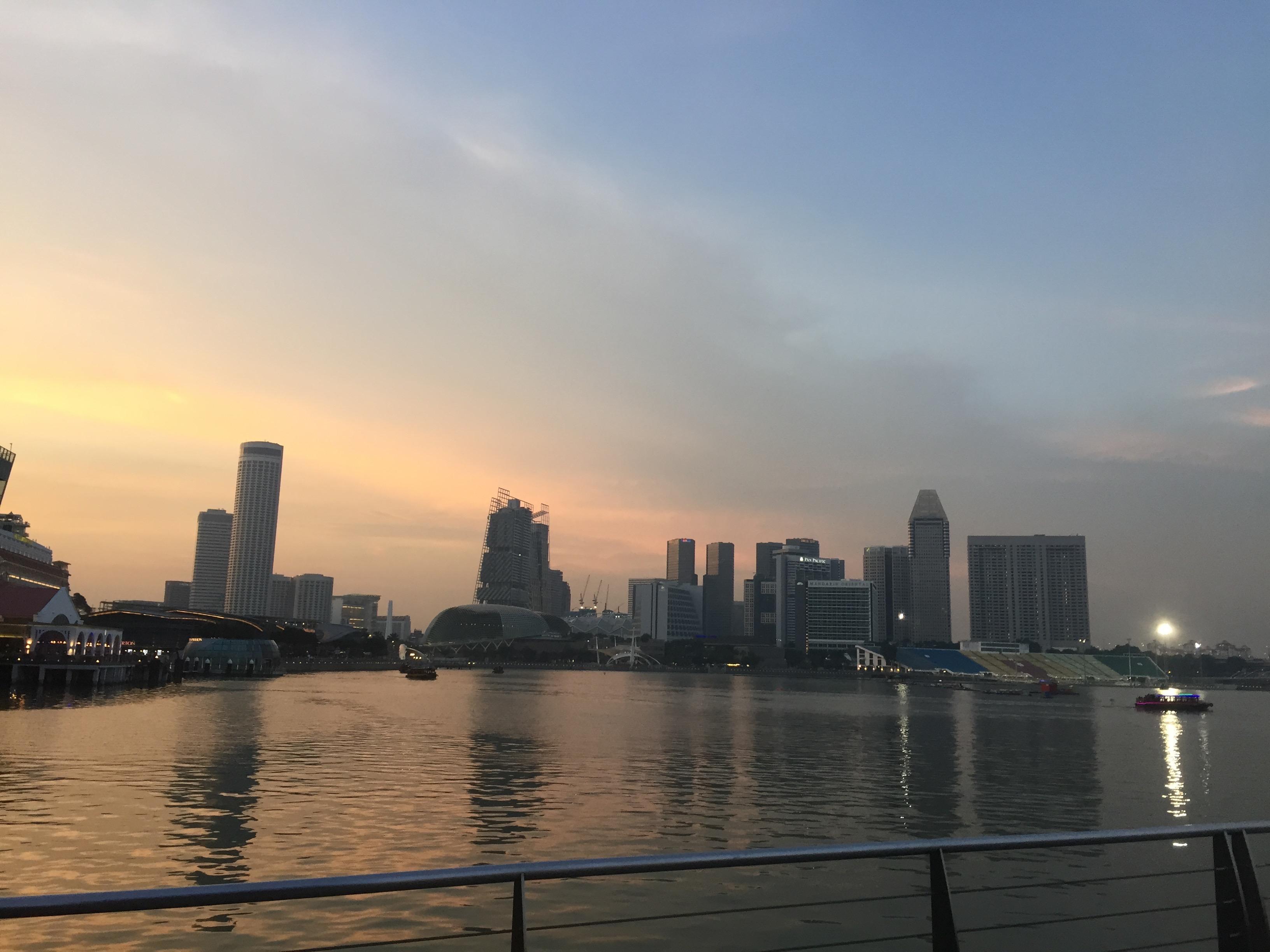 Virtual Netherlands meets Virtual Singapore
