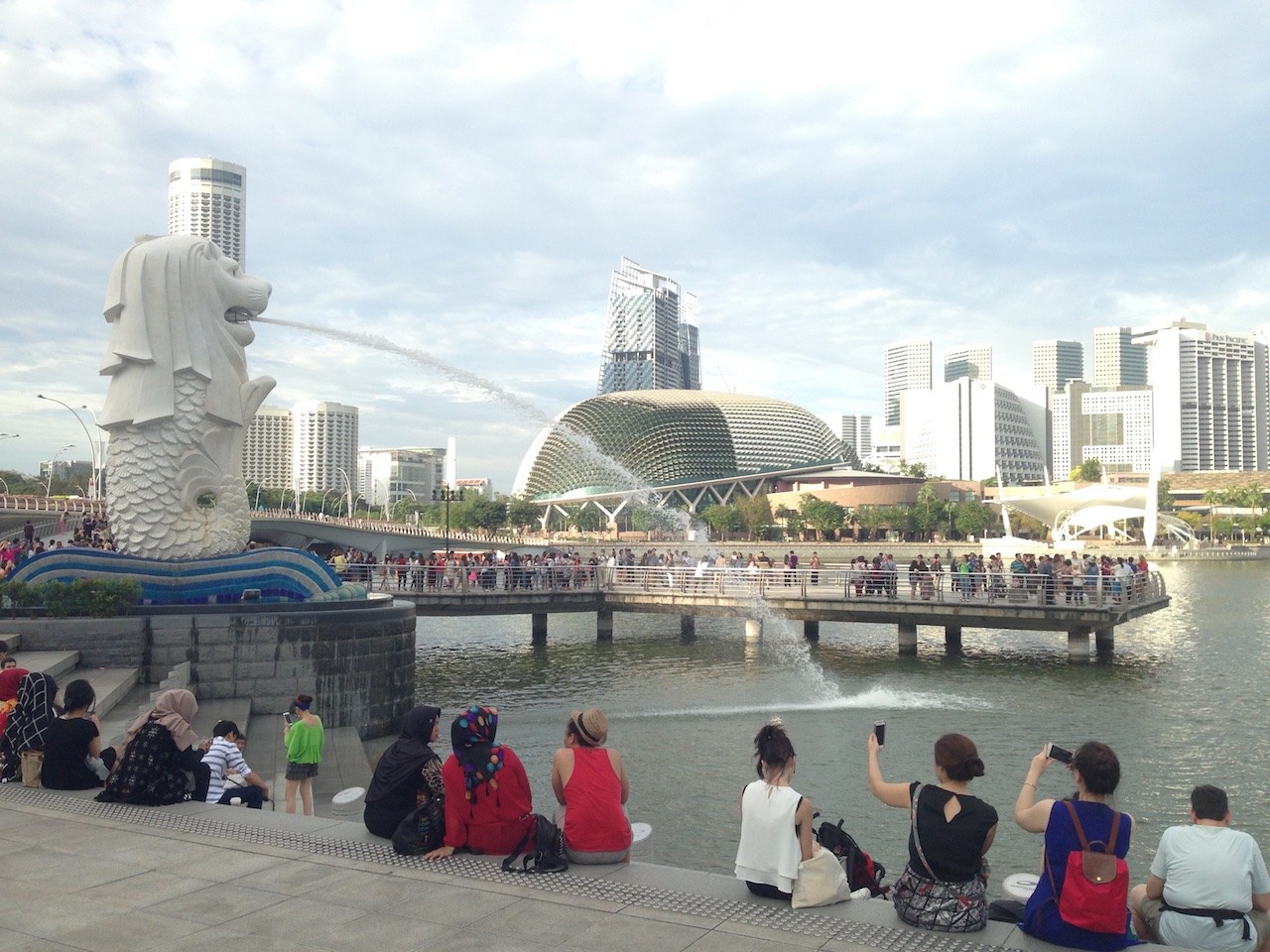 Research visit in Singapore