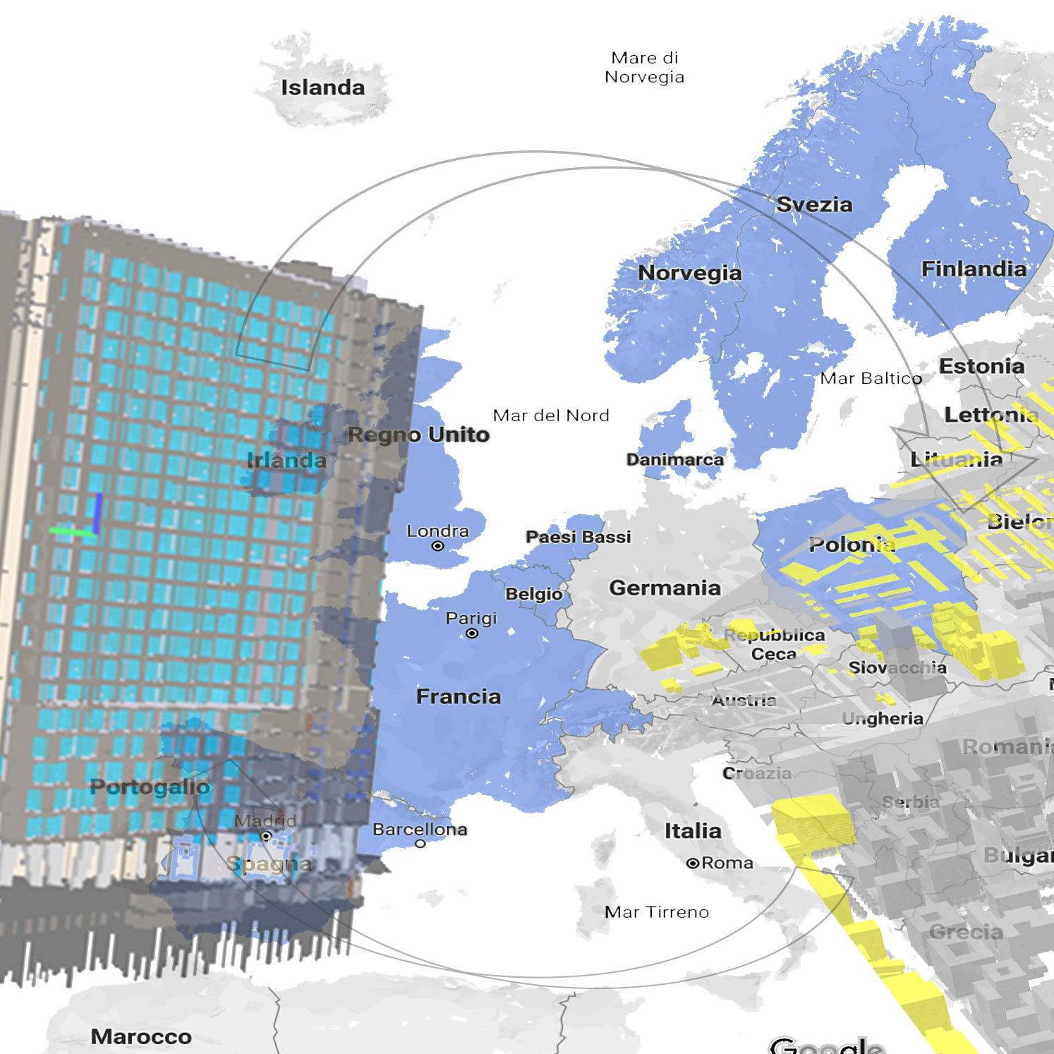 3D geoinformation at TU Delft