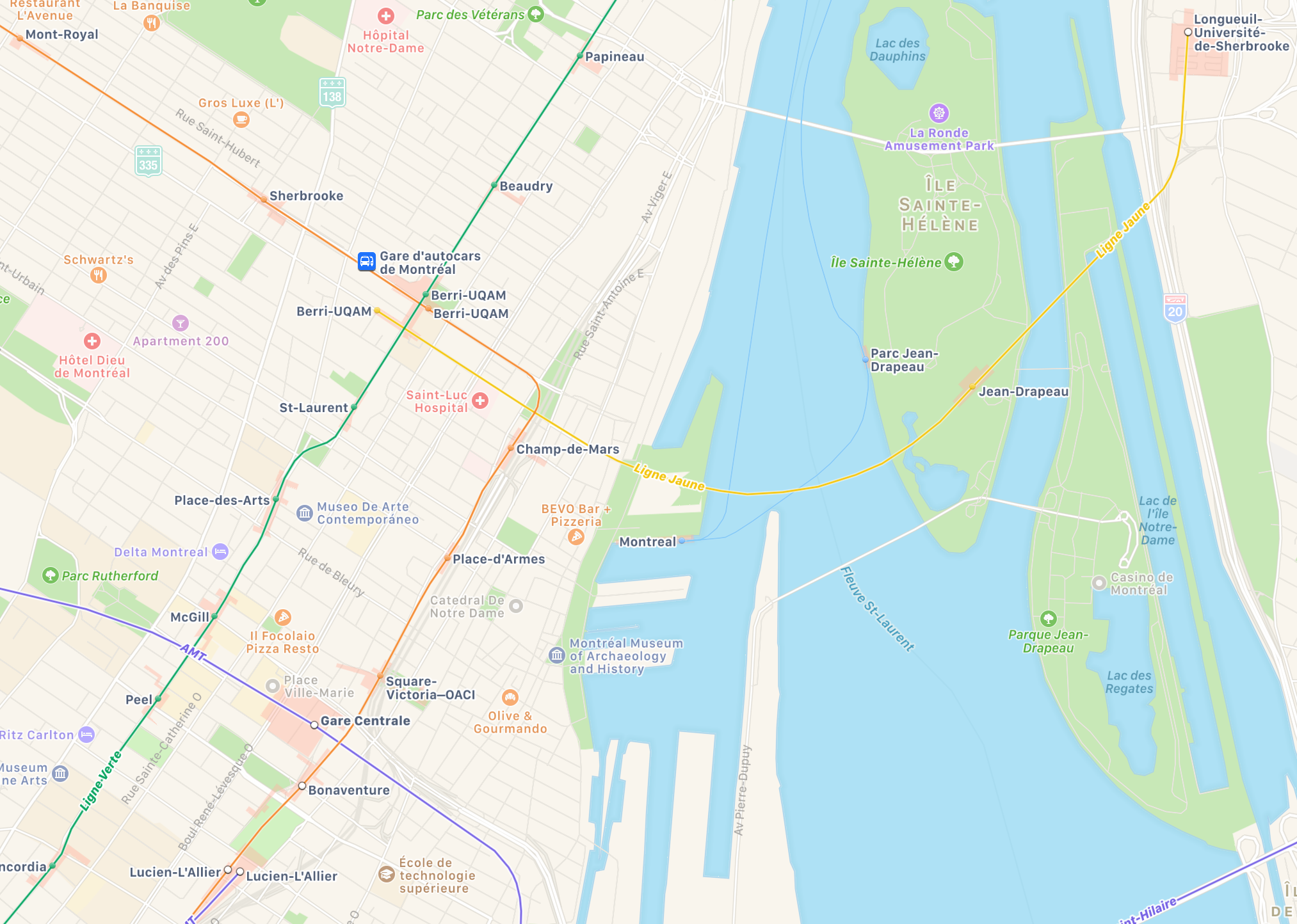 The awful public transport layer of Google Maps | Ken Arroyo Ohori