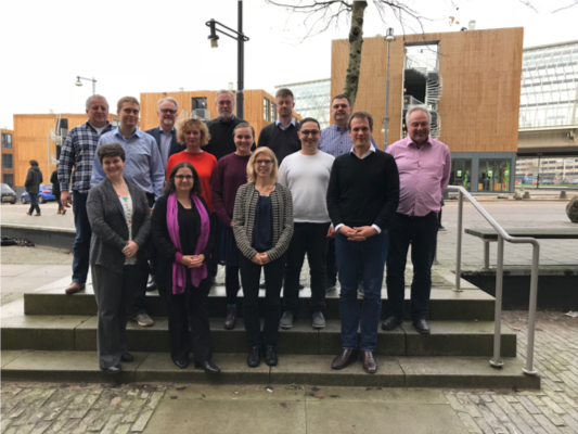 2nd Meeting EuroSDR GeoBIM partners