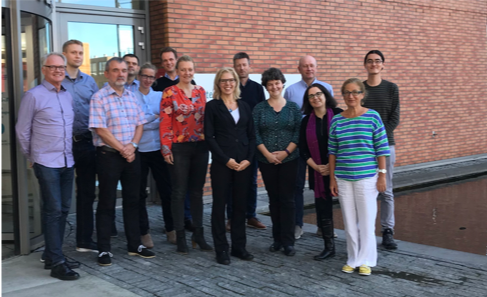 3rd Meeting EuroSDR GeoBIM partners